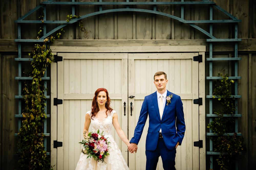 Wells Barn Weddings | Franklin Park Conservatory