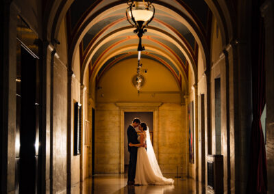 Columbus Art Museum Wedding