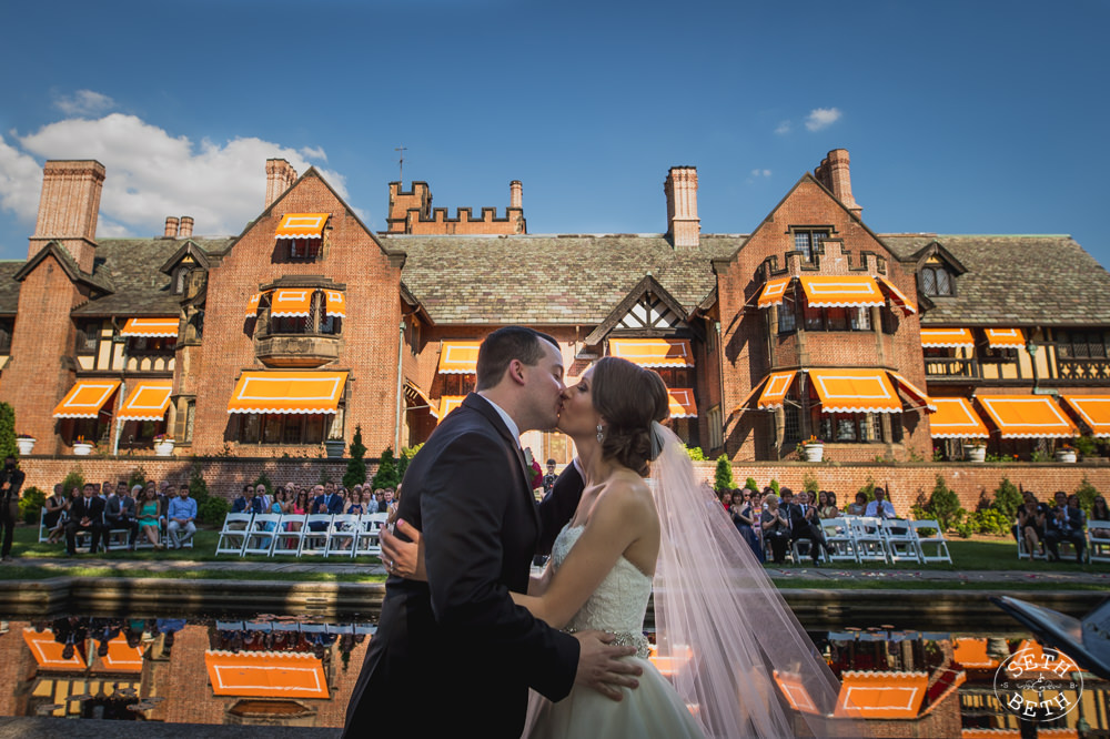 Stan Hywet Wedding in Akron Ohio