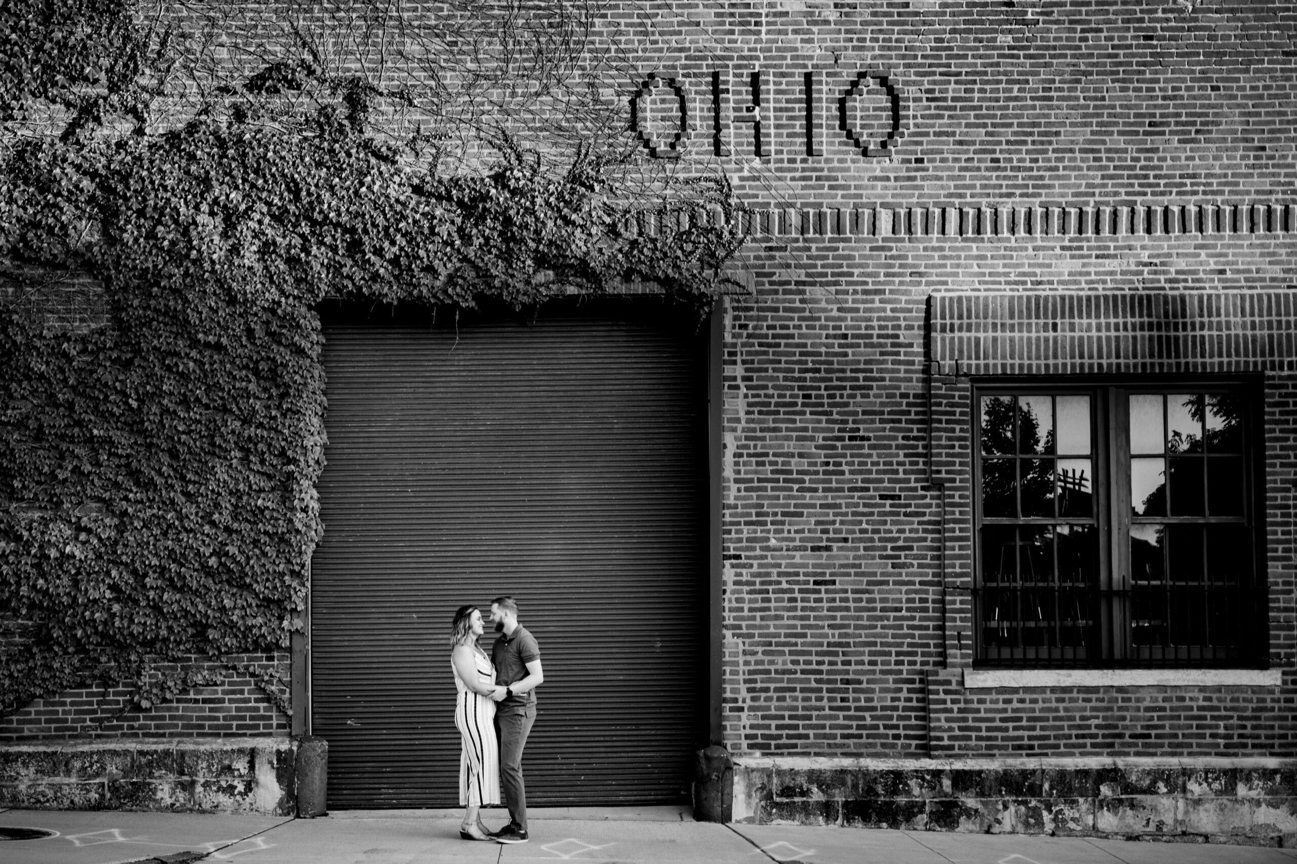 Scioto Mile Engagement Shoot Recap