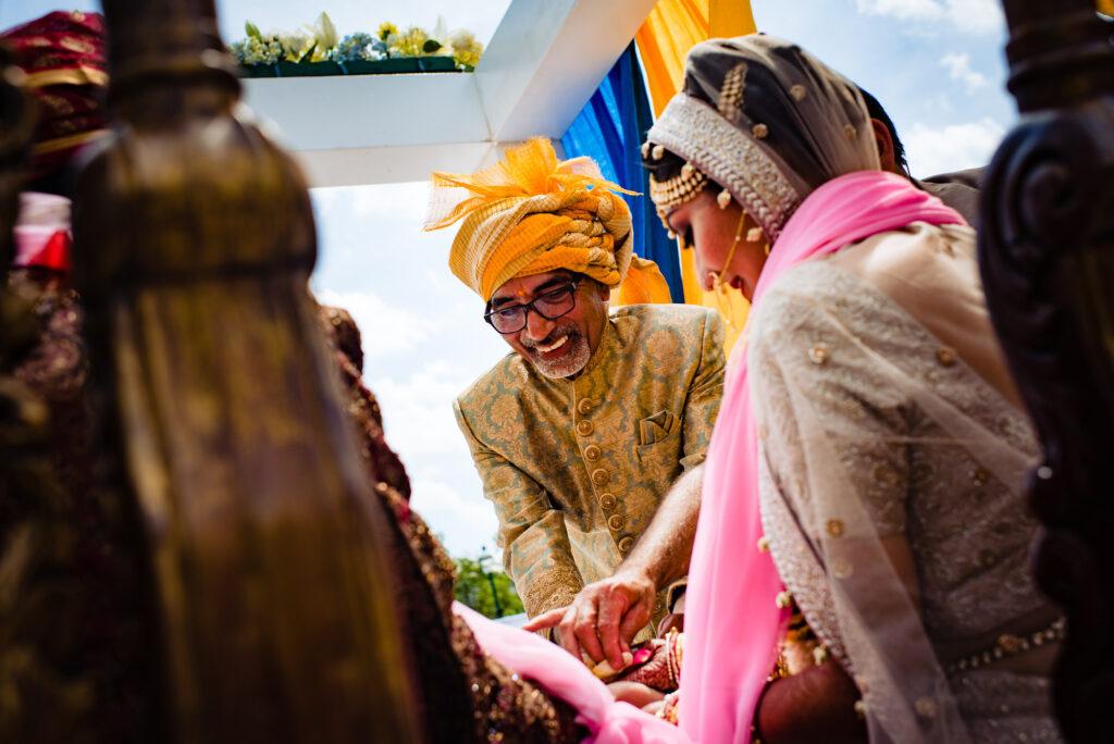 Columbus Indian Wedding Photographer