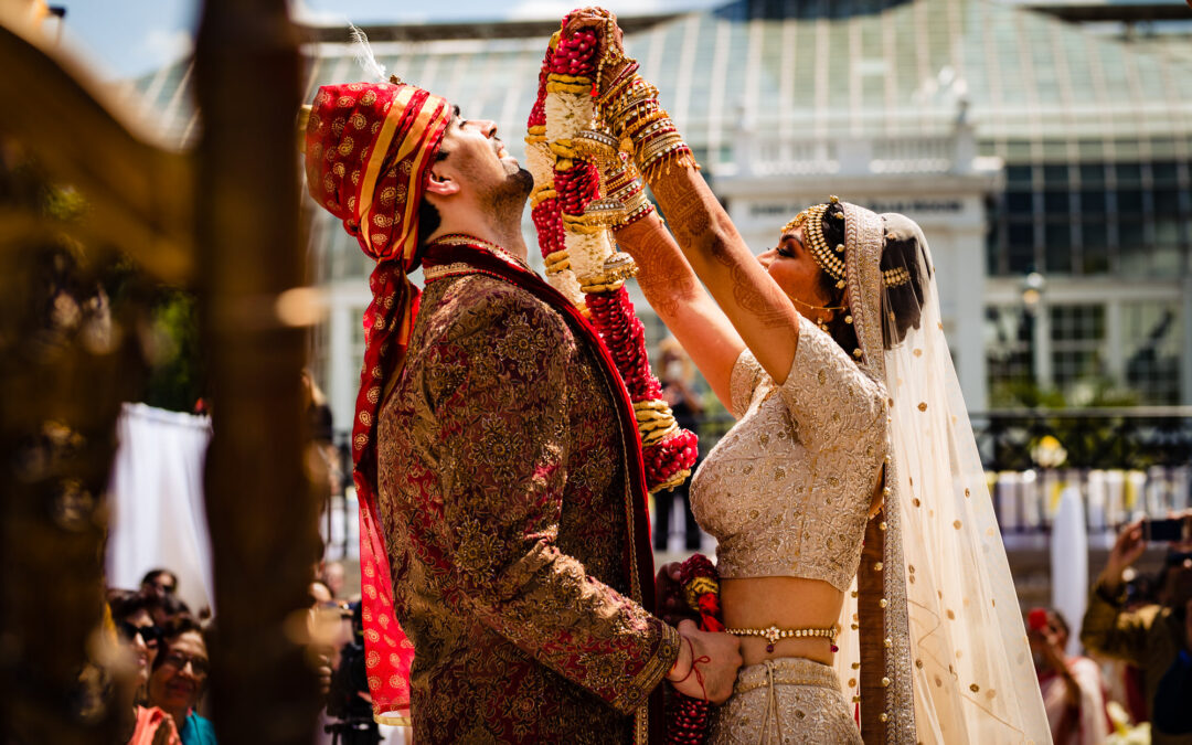 Indian Wedding Ceremony Photos