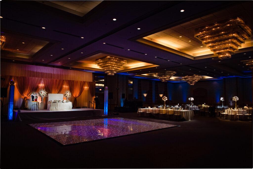 Indian Wedding Reception Inspiration