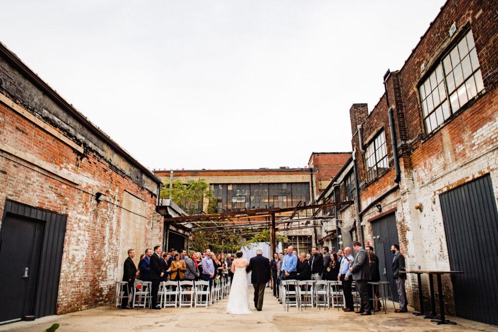Strongwater Columbus Wedding
