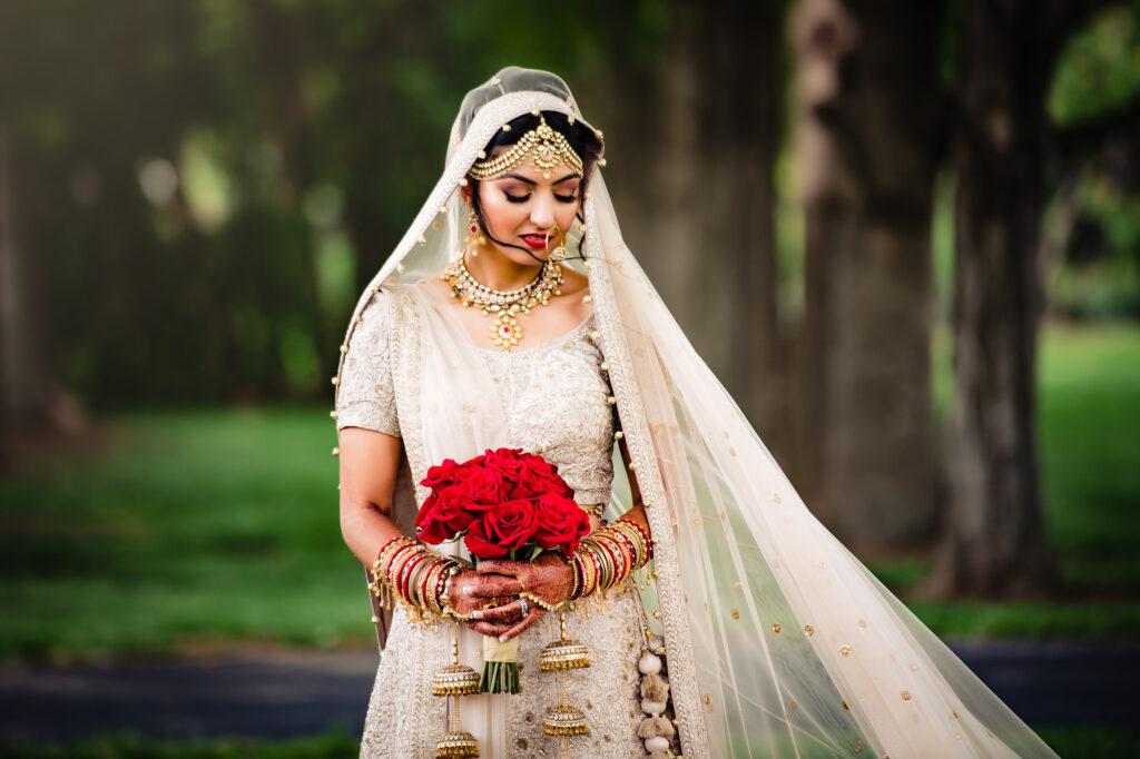 Ohio Indian Wedding Bride