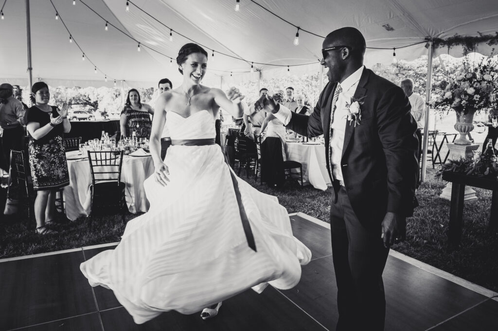 Toledo Barn Wedding