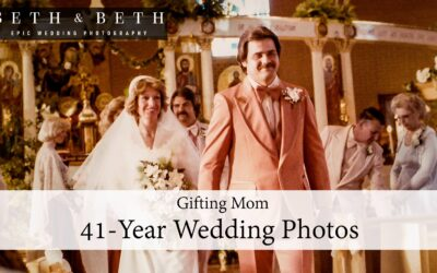 Why Give Parent Albums | Seth and Beth Wedding Photography