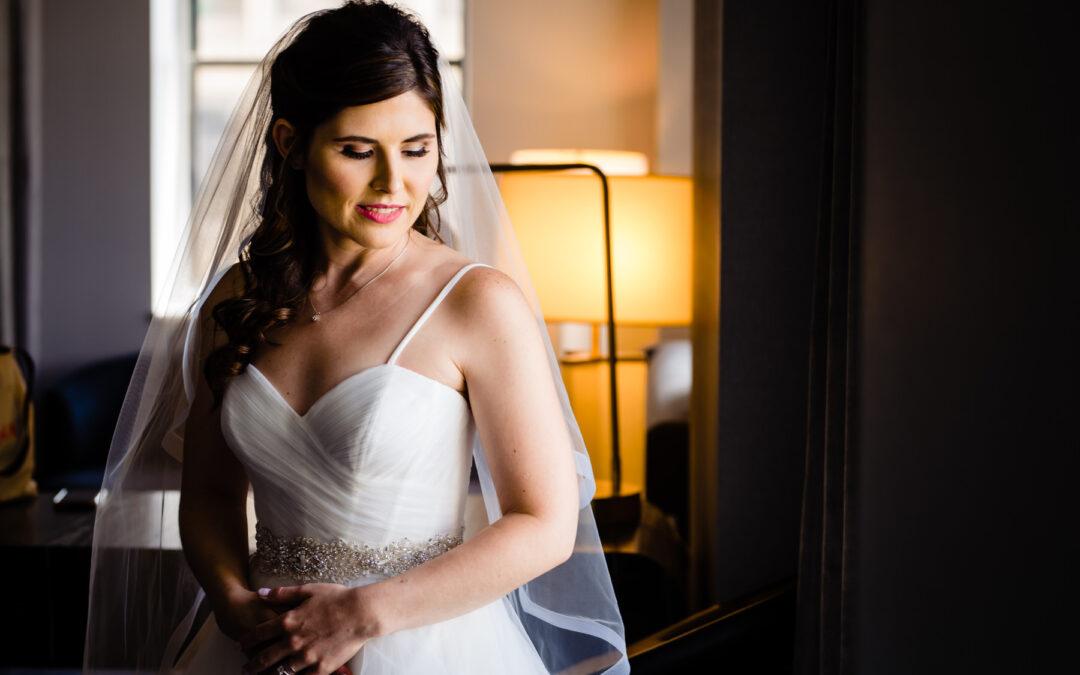 Hotel Leveque Wedding | Seth and Beth Wedding Photographer
