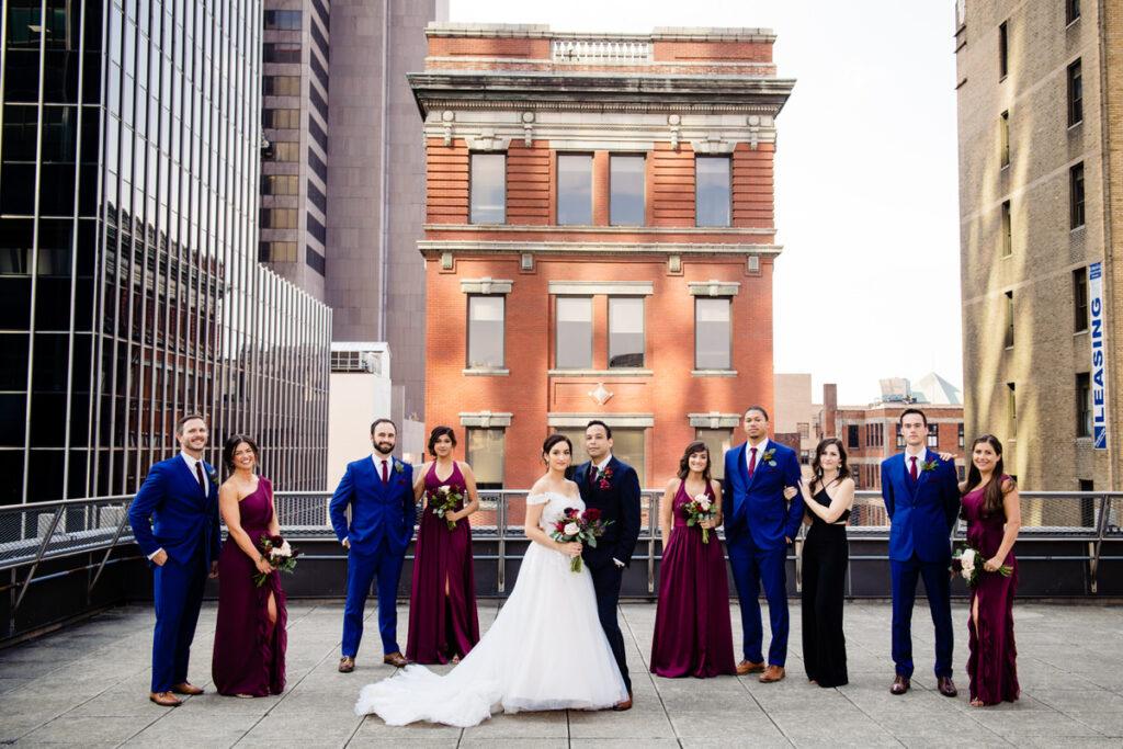 Renaissance Columbus Downtown Weddings