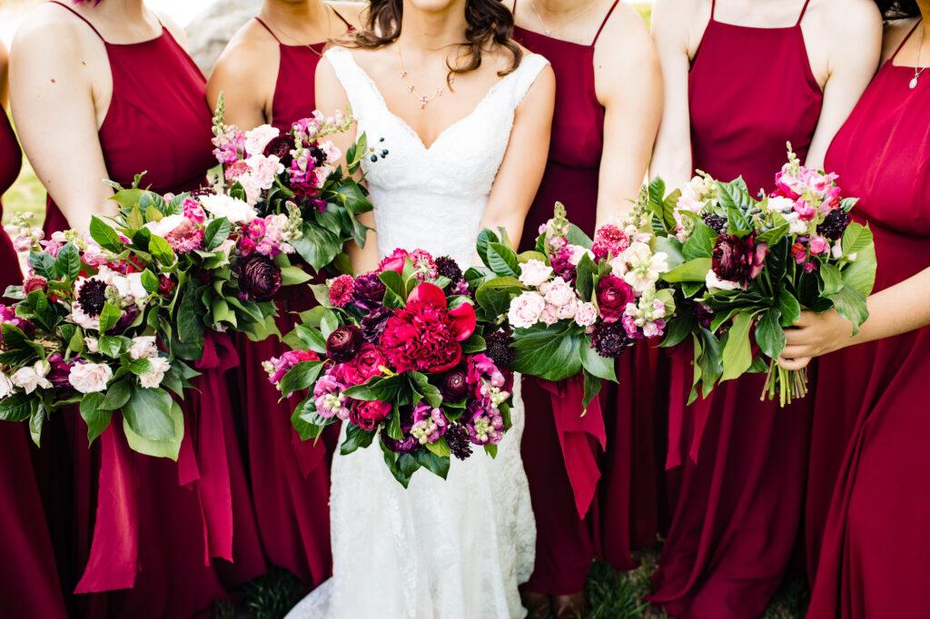 Bridesmaid Dress Color Trends