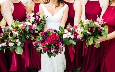 Bridesmaid Dress Color Trends