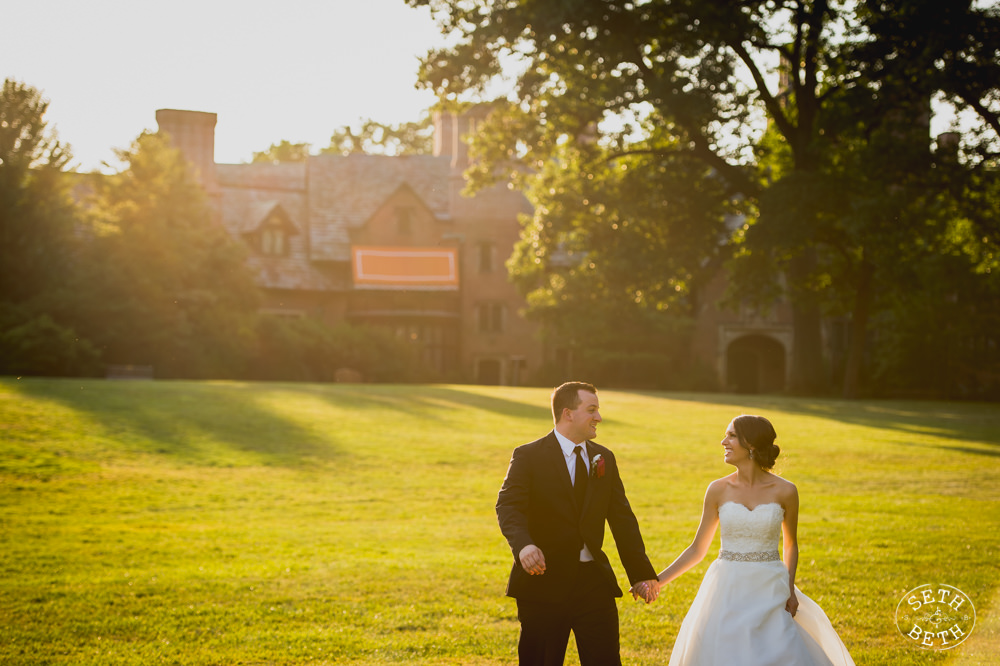 stan hywet wedding venue