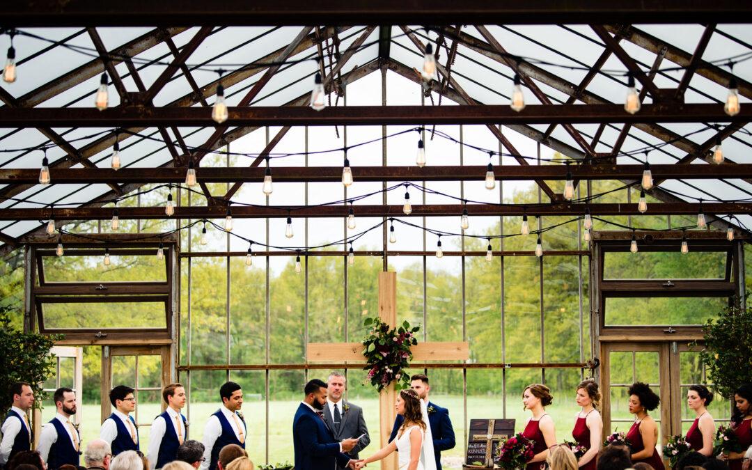 Barn Wedding Venues in Columbus Ohio