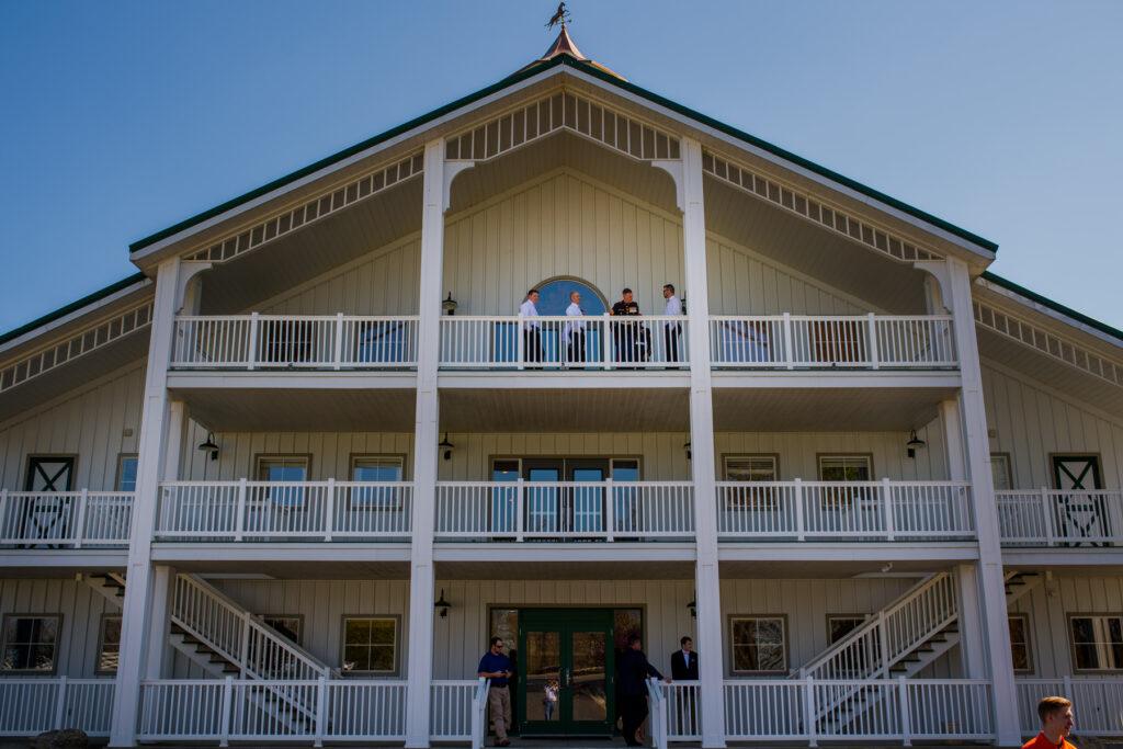 Irongate Equestrian Center Wedding Venue