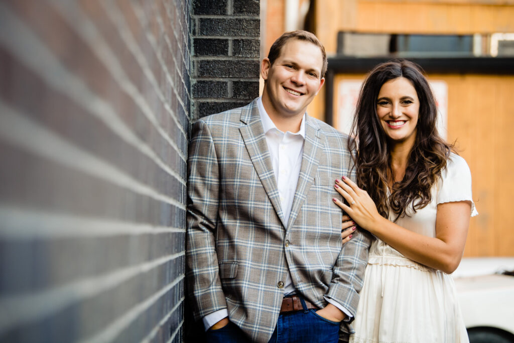 Short North Engagement Shoot