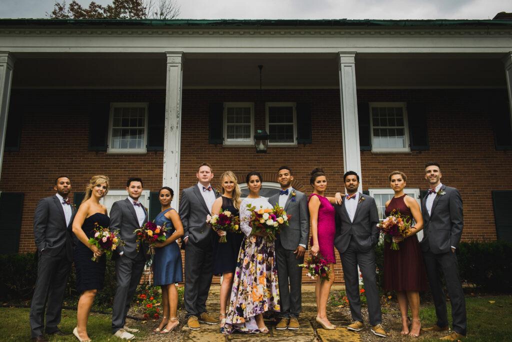 Columbus Ohio Barn Wedding