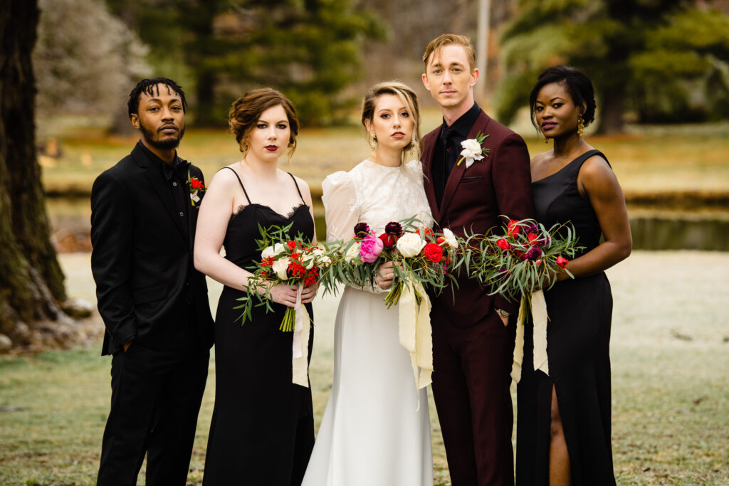 Beverly Mansion Wedding