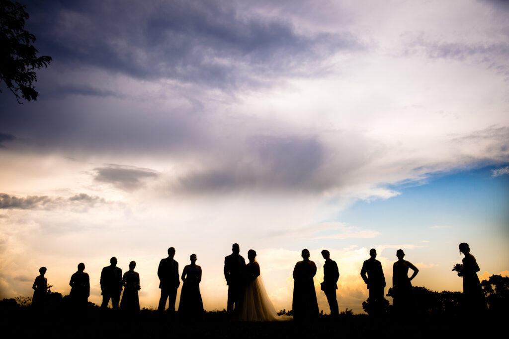 Grange Audubon Wedding Photos
