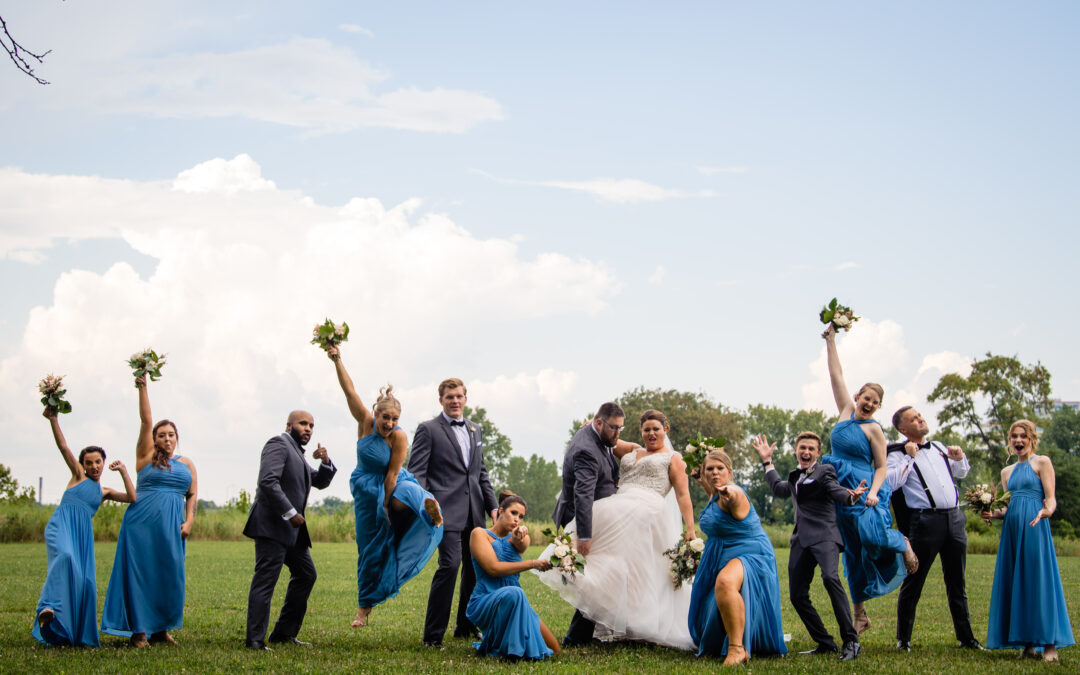 Grange Audubon Wedding Photos | Murphy & Austin