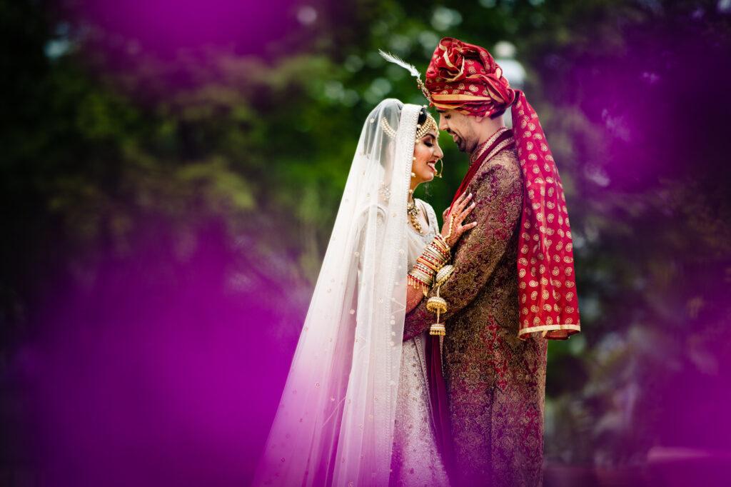 Creative Indian Wedding Photos