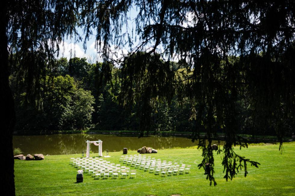 Cherry Valley Lodge Wedding