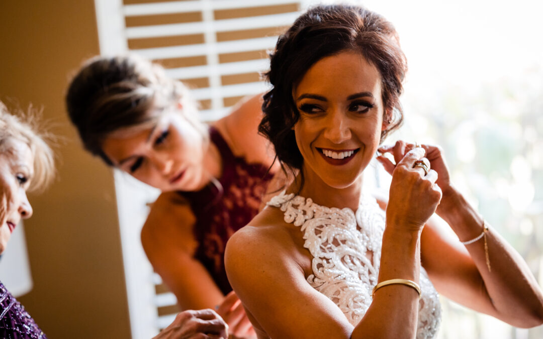 Nationwide Hotel and Conference Center Wedding