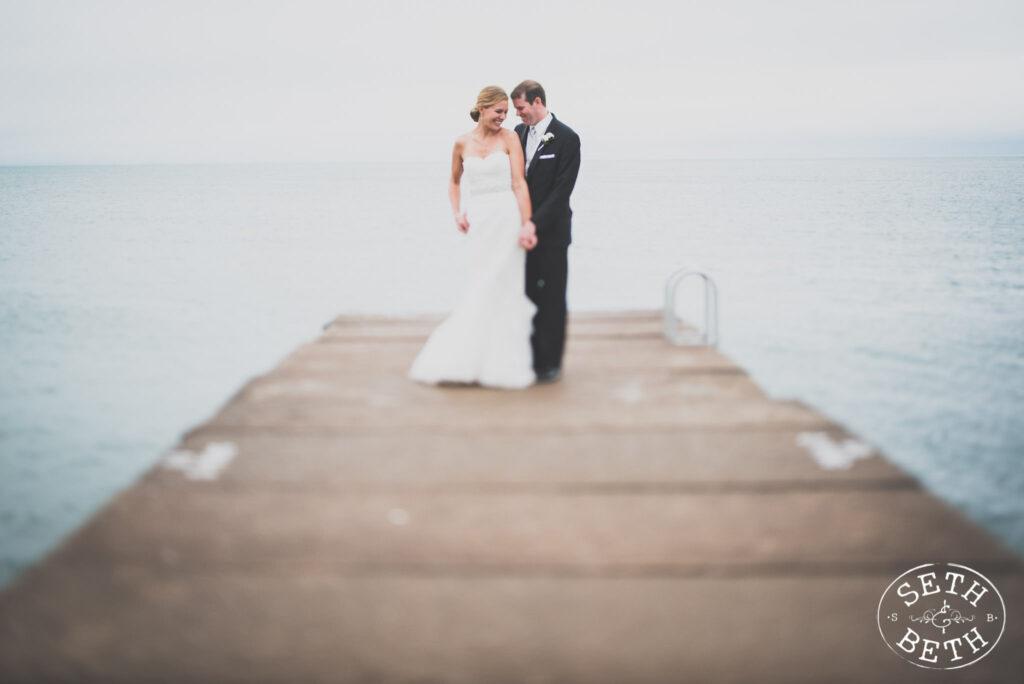 Lakeside Chautauqua Wedding