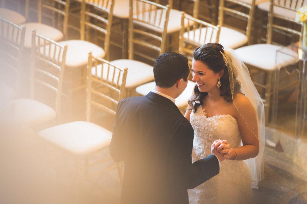 Severance Hall Wedding