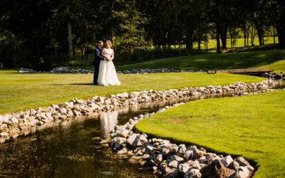 Scioto Reserve Country Club Wedding | Christine & Josh