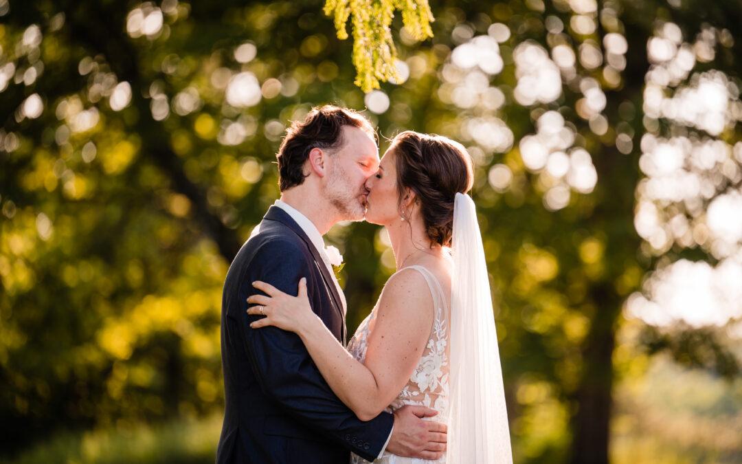 The Darby House Wedding Venue | Kaitlin & Kurt