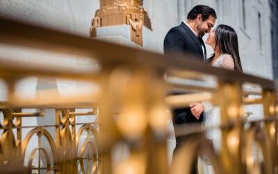 Courthouse Wedding | Shankar & Kristen
