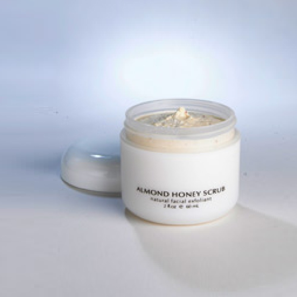 almond-honey-scrub