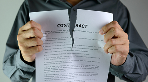 Breach of Third Party Contract