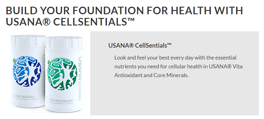 USANA CellSentials™