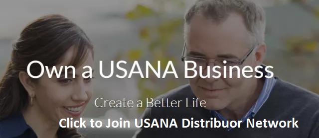 Become an USANA Distributor Now