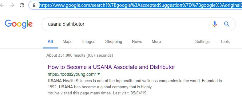 Become an USANA Distributor