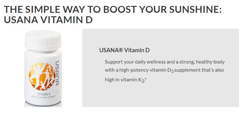 USANA Vitamin D