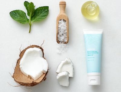 USANA Whitening Toothpaste Ingredients