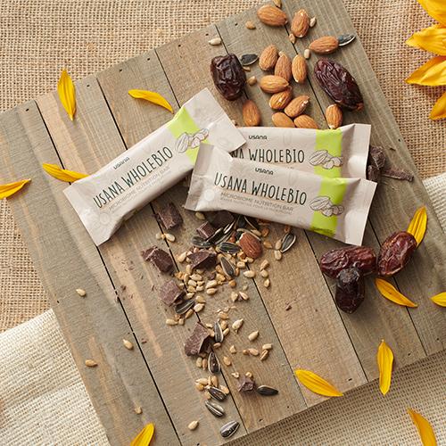 WholeBio Microbiome Nutrition Bar