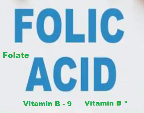 folic Acid (folate)