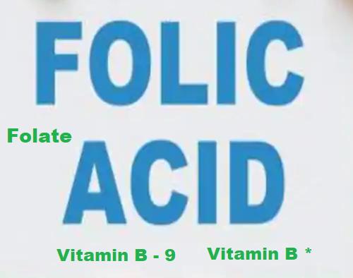 folic Acid (folate)