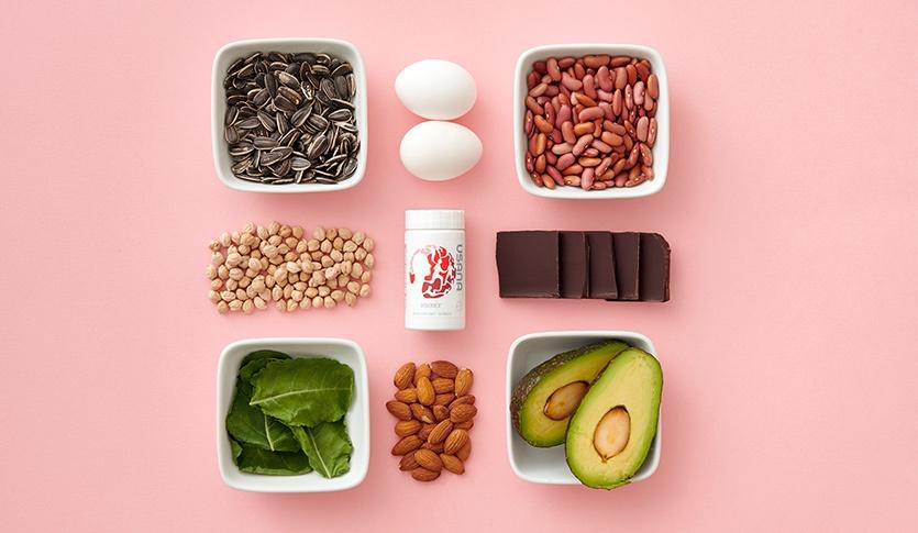 Vitamin C, Zinc, Lutein & Zeaxanthin,Bilberry Extract, Visionex