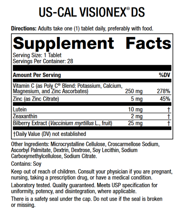 visioneX-Ingredient