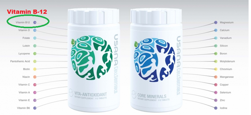 vita-antioxidant contains Vitamin B-12