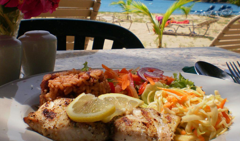 Dining-in-Nevis