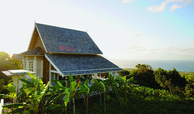 Resort Belle Mont Farm - Kittitian Hill St kitts Hotel