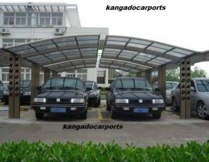 Kangado Double Carports