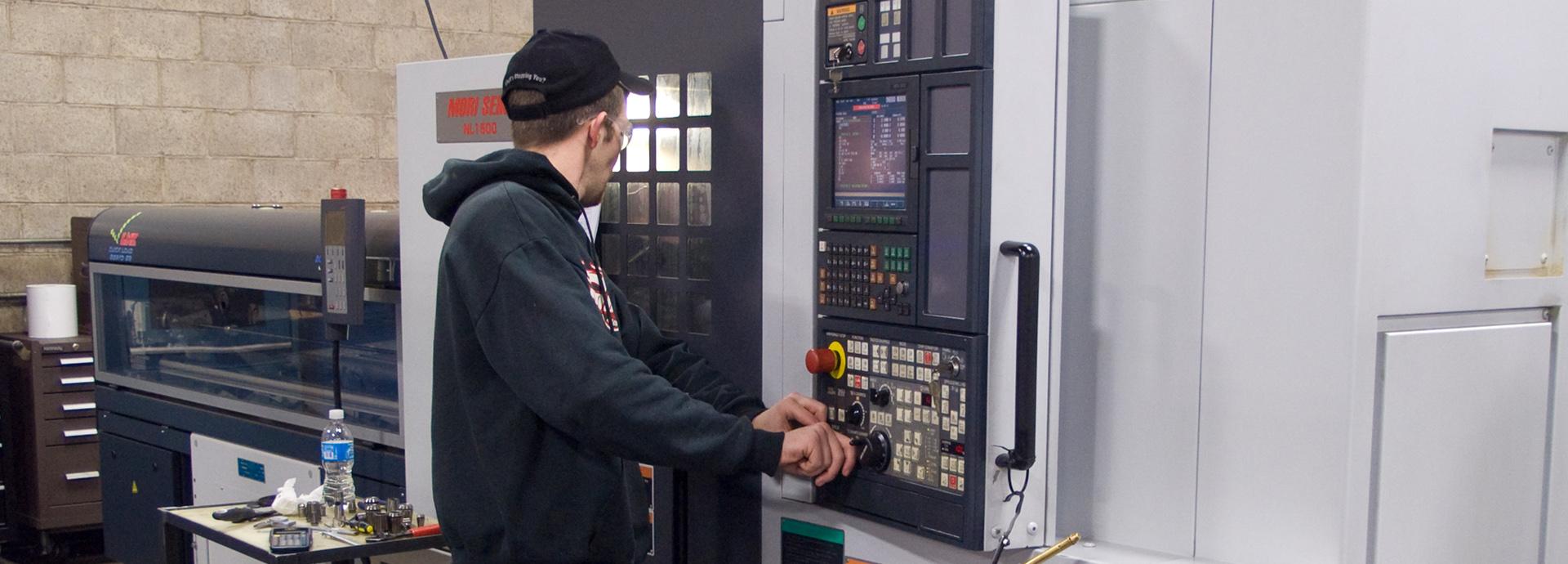HBP precision machining careers