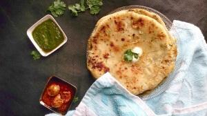Mooli Paratha (Radish Flatbread)