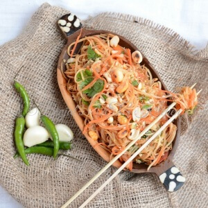 Green Papaya Salad (Som Tum/Tam)